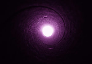 Êtres de lumière - Le tunnel